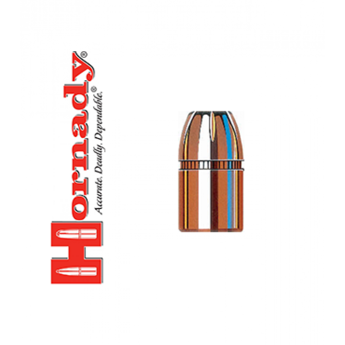 Puntas Hornady XTP calibre .38 (.357) - 158 grains