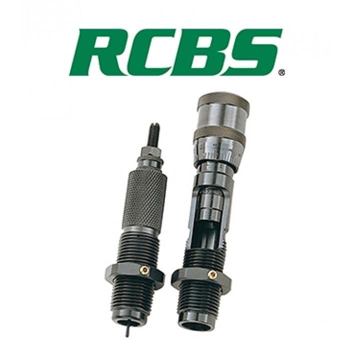 Dies RCBS .204 Ruger - Dieset 2 Small Base Taper Crimp - AR Series