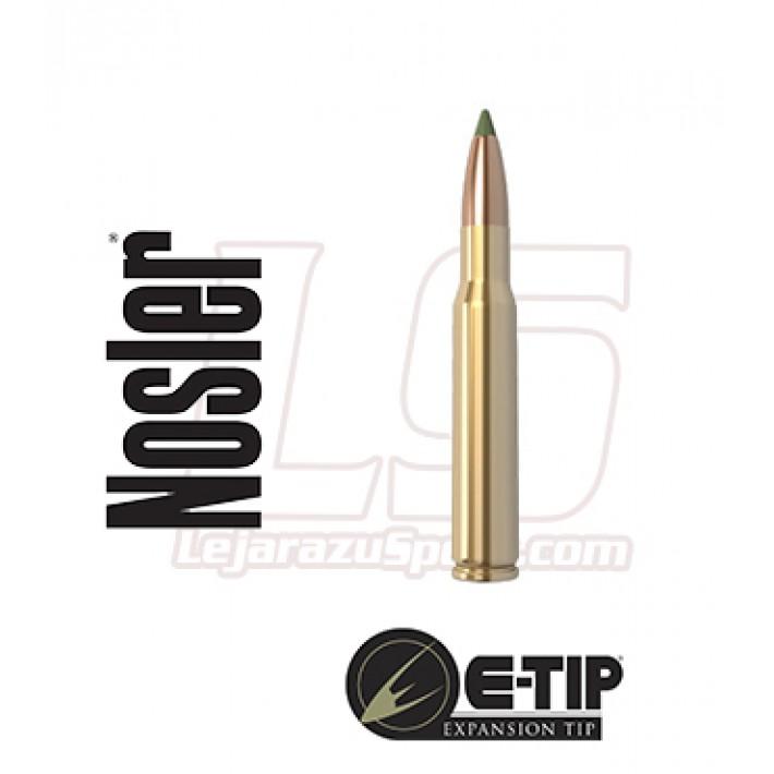 Cartuchos Nosler E-Tip Lead Free .30-06 Springfield 180 grains E-Tip