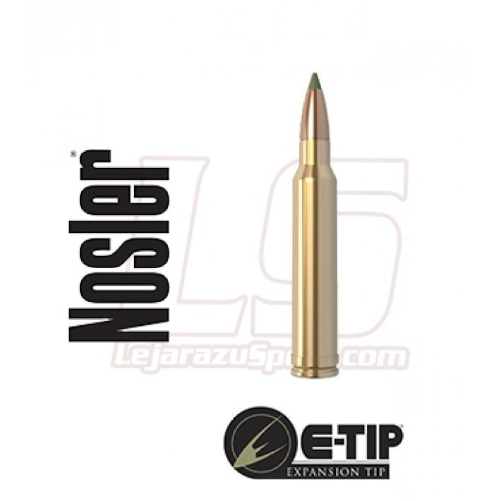 Cartuchos Nosler E-Tip Lead Free .300 Winchester Magnum 180 grains E-Tip