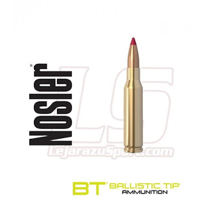 Cartuchos Nosler Ballistic Tip 7mm-08 Remington 140 grains Ballistic Tip
