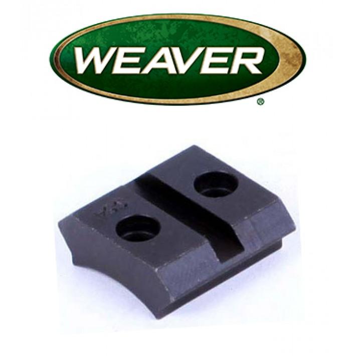 Base Weaver Grand Slam de acero - 48230