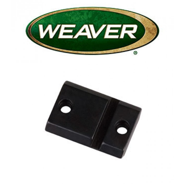 Base Weaver Grand Slam de acero - 48234