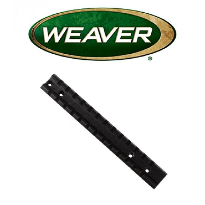 Base Weaver Tactical Multi Slot de aluminio para Remington 700 SA