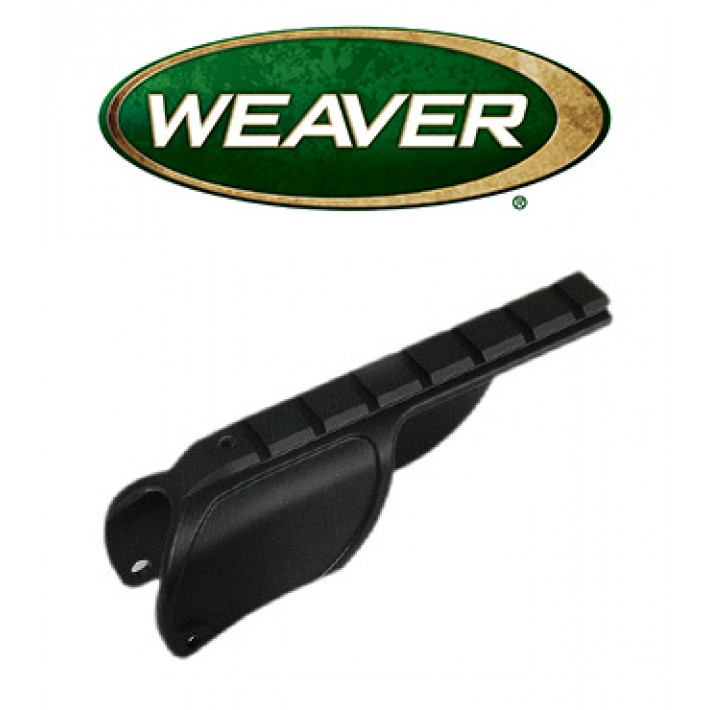 Base Weaver No Gunsmith para escopeta Mossberg 500