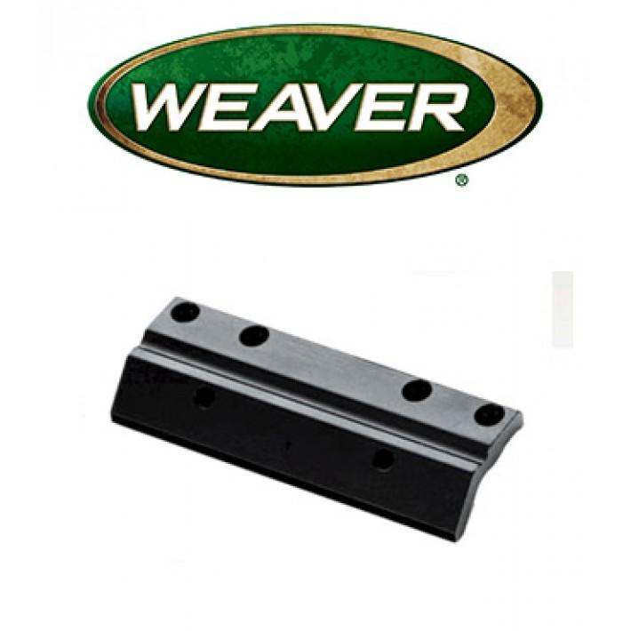 Base lateral Weaver Side Mount - 48401