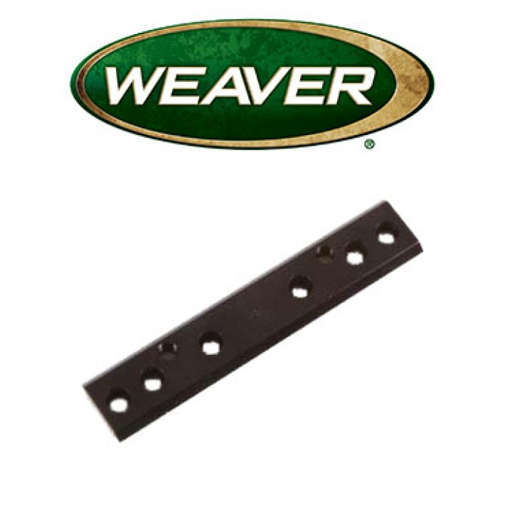 Base lateral Weaver Side Mount - 48408