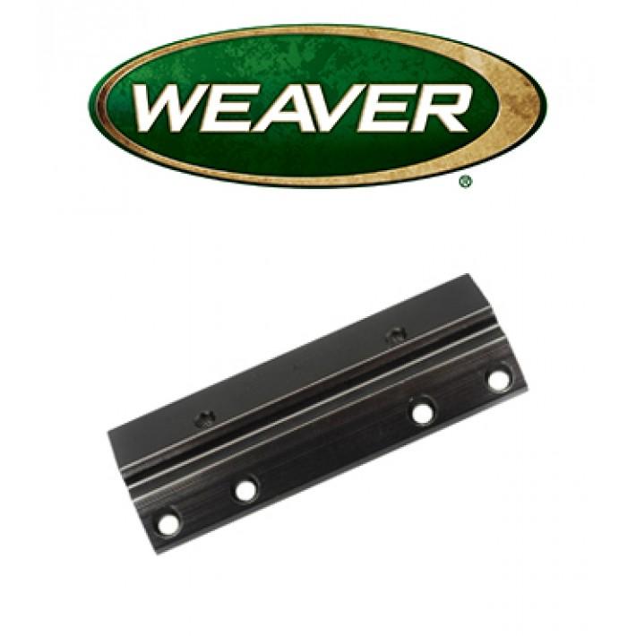 Base lateral Weaver Side Mount - 48409
