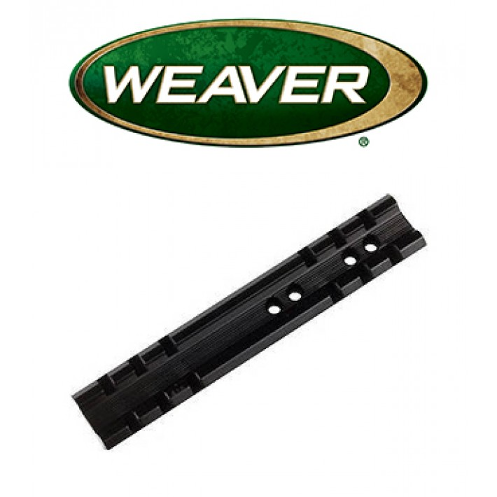 Base Weaver Muzzleloader para Traditions In-Line