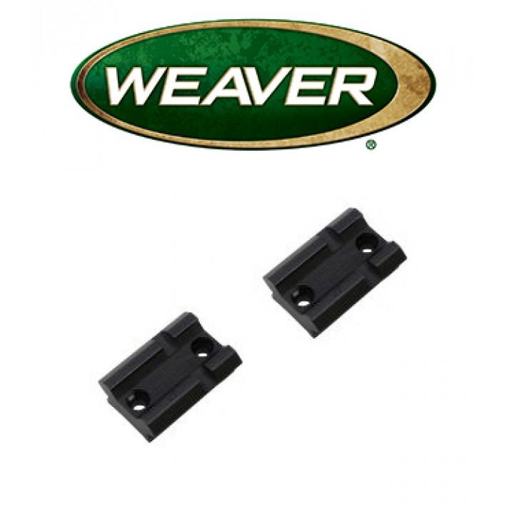 Base Weaver Muzzleloader para Knight