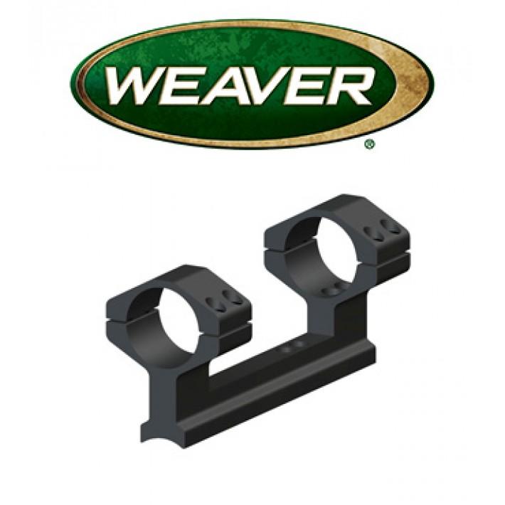 """Montura para avancarga Weaver Muzzleloader de 1"""" para Thompson Center  - Altas"""