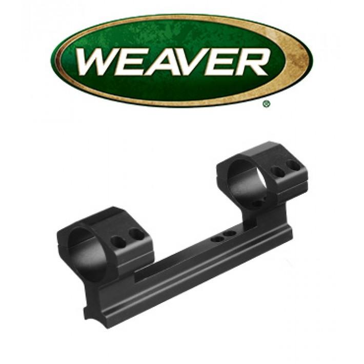 "Montura para avancarga Weaver Muzzleloader de 1"" para Traditions  - Medias"