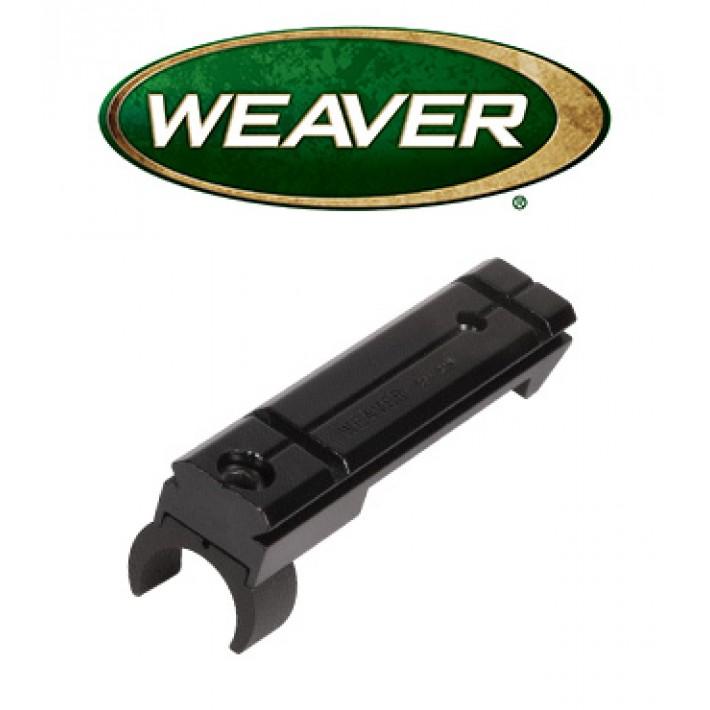 Base Weaver Pistol Mount para Ruger 306