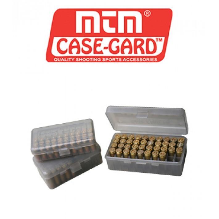 Caja para munición MTM Original Series para 50 cartuchos