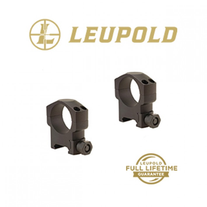 Anillas Leupold Mark 4 de aluminio y 30mm mate - Altas