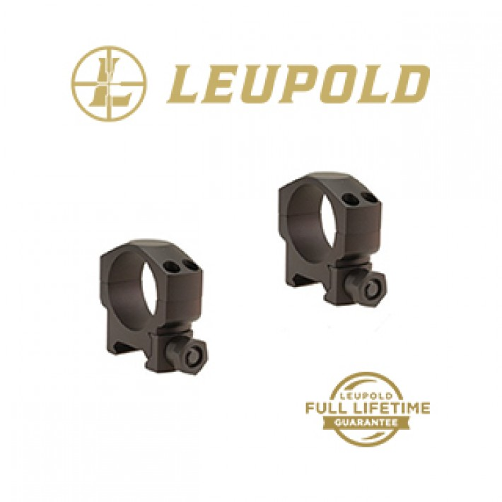 Anillas Leupold Mark 4 de aluminio y 30mm mate - Medias
