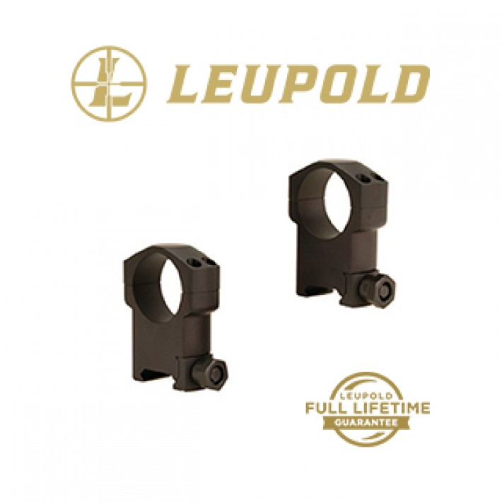 Anillas Leupold Mark 4 de aluminio y 30mm mate - Super Altas