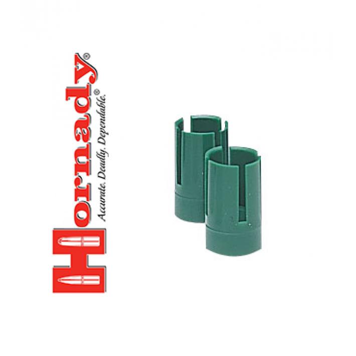 """Sabots avancarga Hornady calibre .50""""/.430 verdes para cargas suaves - 50 unidades"""