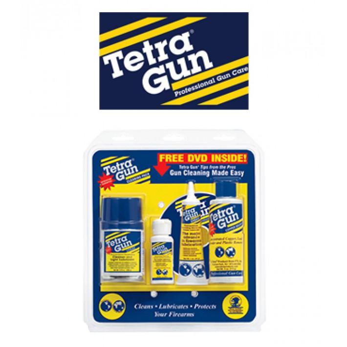 Kit de limpieza 4 en 1 Tetra Gun