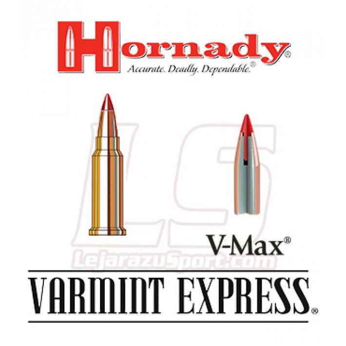 Cartuchos Hornady Varmint Express Rimfire .17 Match 2 15.5 grains NTX