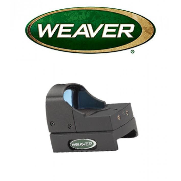 Visor Reflex Weaver Micro Red Dot de 4 MOAs