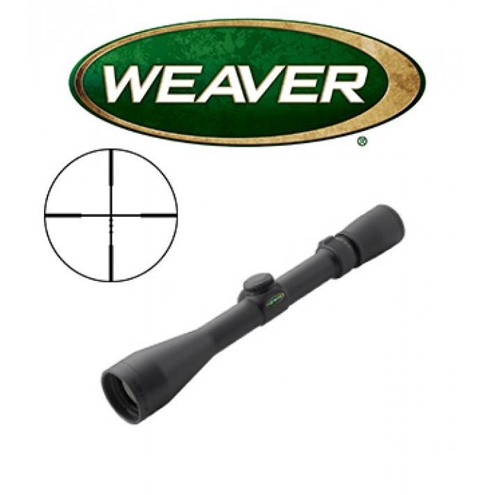 Visor Weaver 40/44 2-7x32 de 1'' con retícula Ballistic X