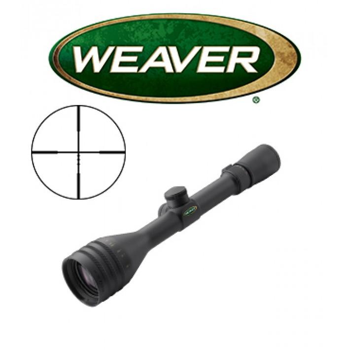 Visor Weaver 40/44 4-12x44 A/O de 1'' con retícula Ballistic X