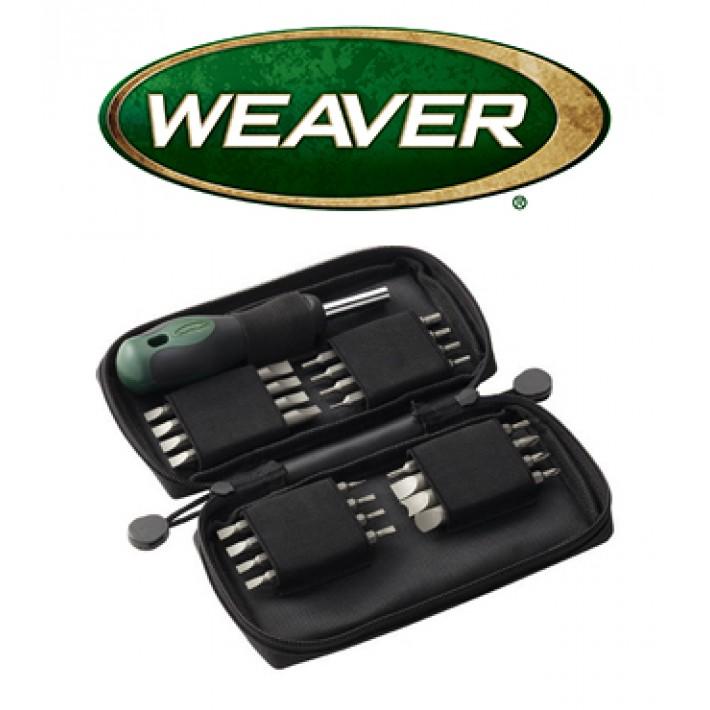 Kit Weaver Soft Gunsmith Tool de herramientas de armero