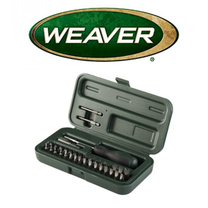 Kit Weaver Gunsmith Tool de herramientas de armero - Amateur