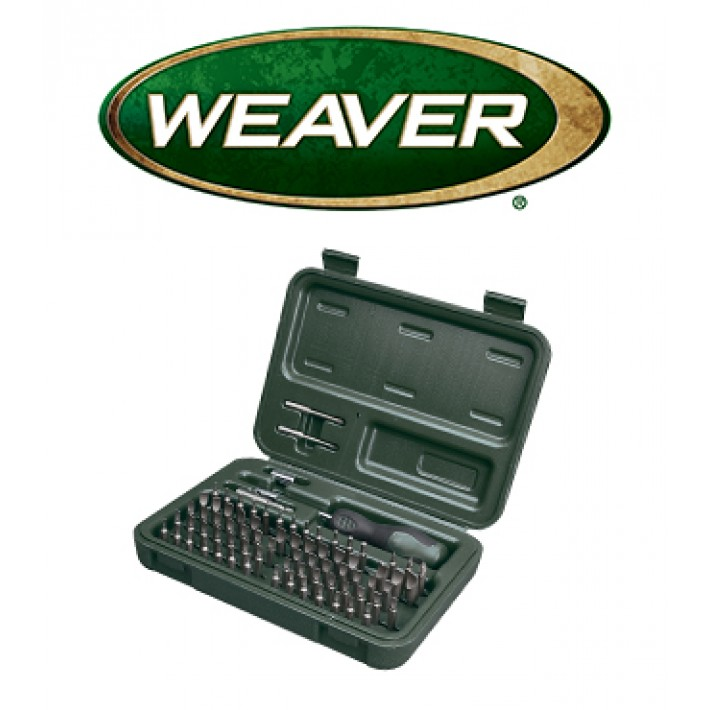Kit Weaver Gunsmith Tool de herramientas de armero - Medio