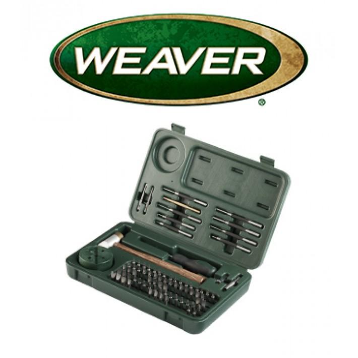 Kit Weaver Gunsmith Tool de herramientas de armero - Avanzado