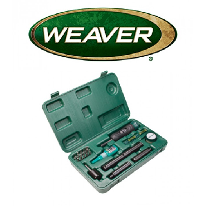 Kit Weaver Deluxe para montaje de visores