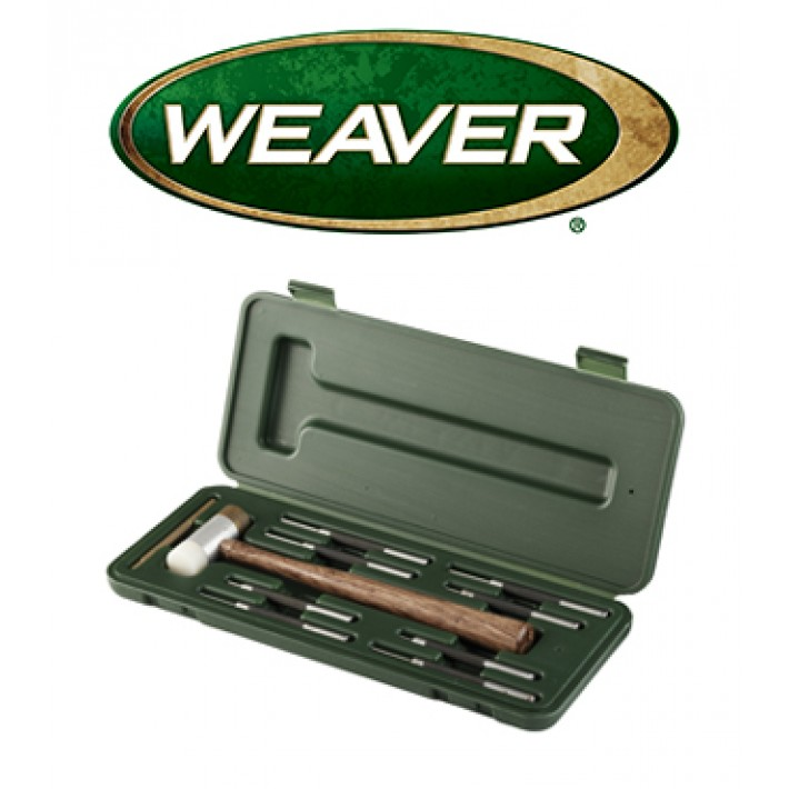 Kit Weaver de martillo y botadores