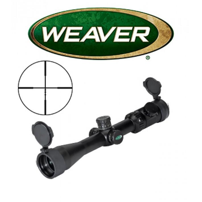 Visor Weaver Kaspa Tactical 3-12x44 SF de 30mm con retícula iluminada TB X
