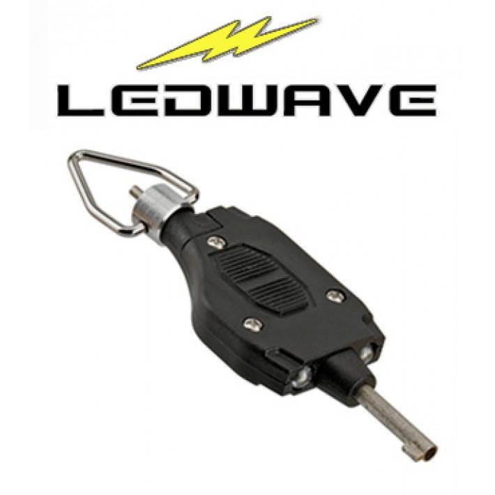 Llave universal Ledwave para esposas con 3 Led