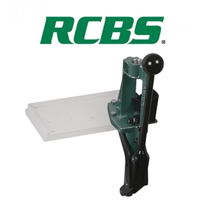 Prensa monoestación RCBS Partner