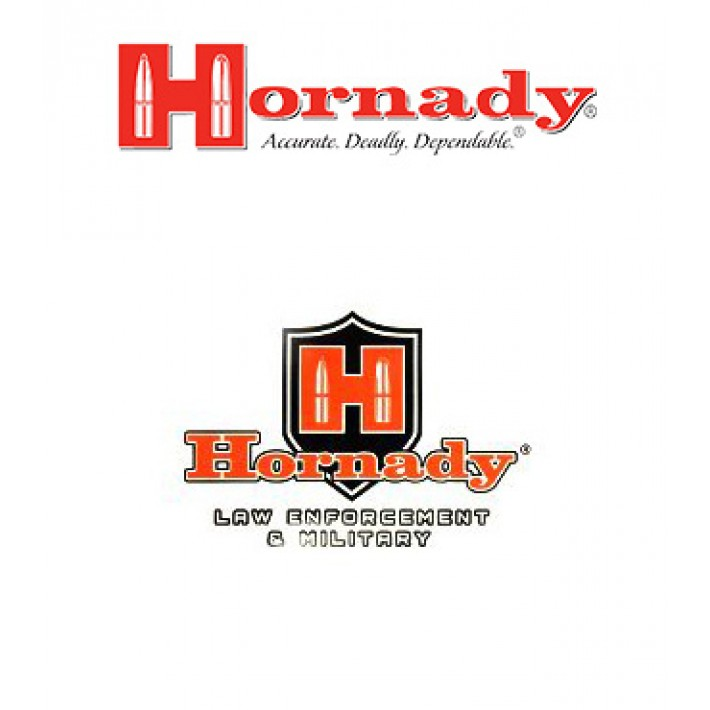 Pegatina Hornady Law Enforcement