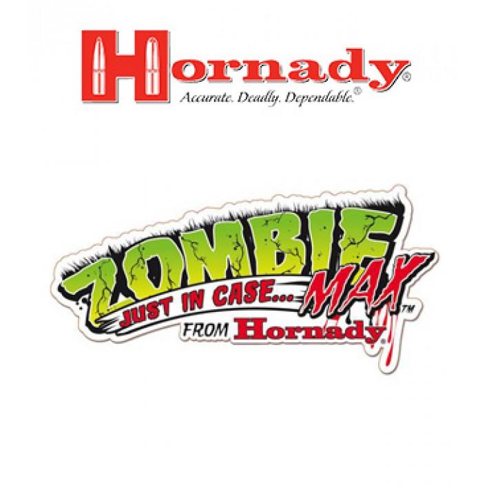 Pegatina Hornady Zombie Max