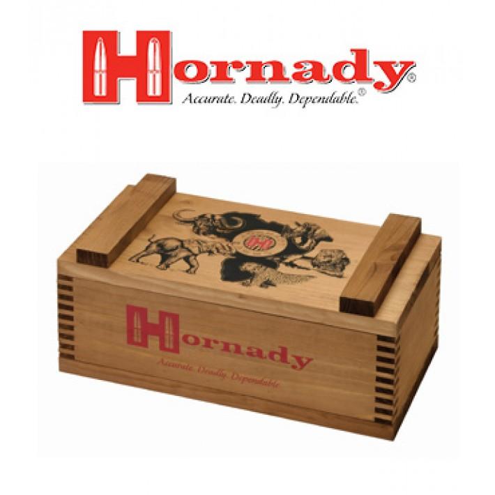 Cajón de madera para munición Hornady Big Five Ammo Box