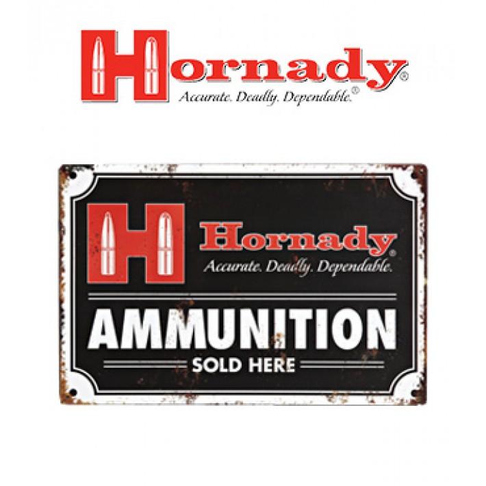 Placa metálica Hornady Ammunition