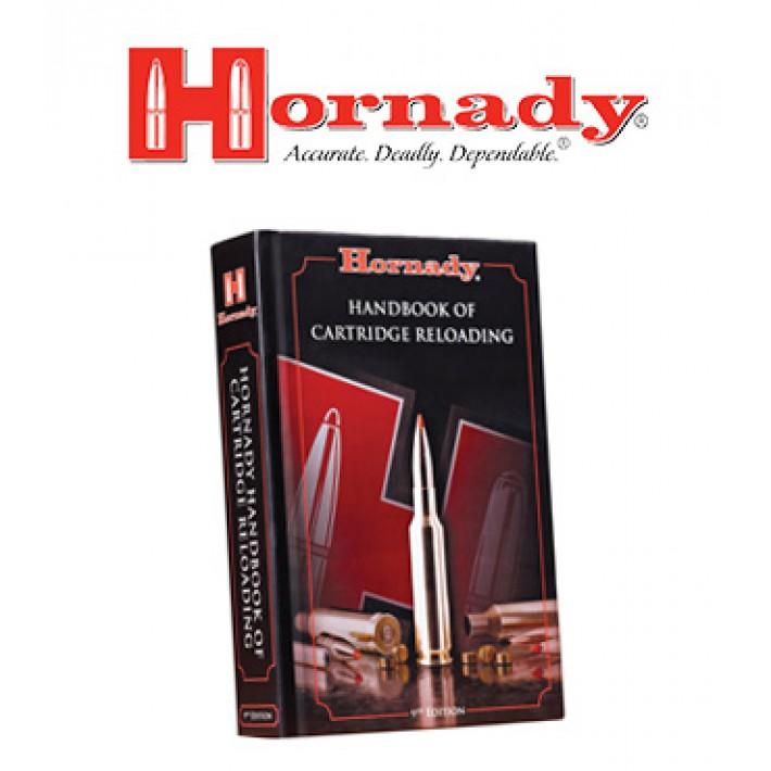 Manual de Recarga Hornady: 9ª Edición