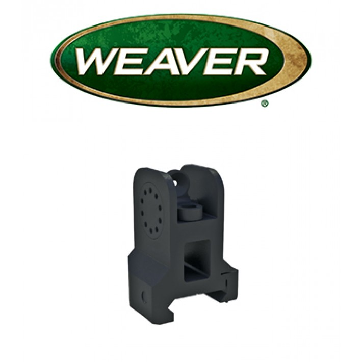 Diópter Weaver BUIS - Back Up Iron Sight para carabina