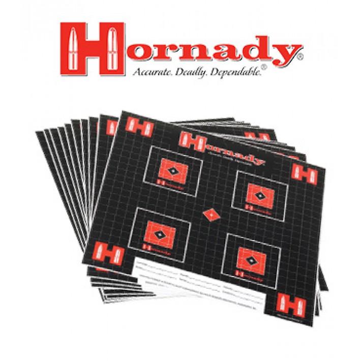 Dianas reactivas Hornady Lock-N-Load - 100 unidades