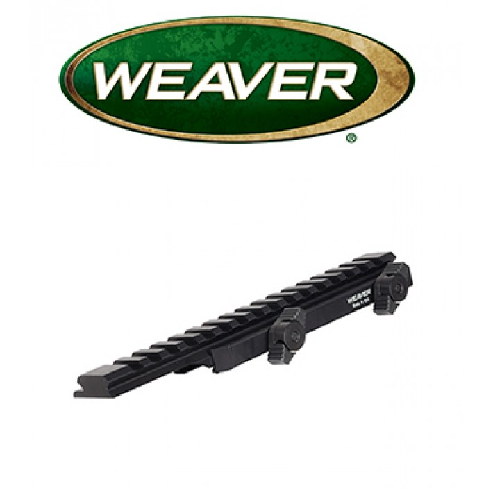 Base elevada Weaver AR Flat Top Quick Detach