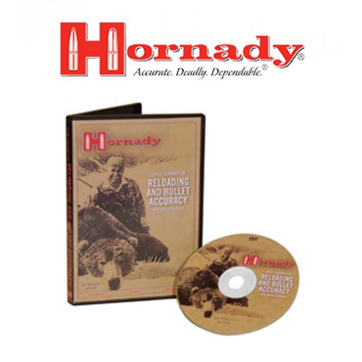 DVD Hornady de recarga Joyce Hornady on reloading & bullet accuracy