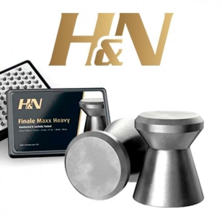 Balines H&N Finale Maxx Heavy .177 (4,50mm)
