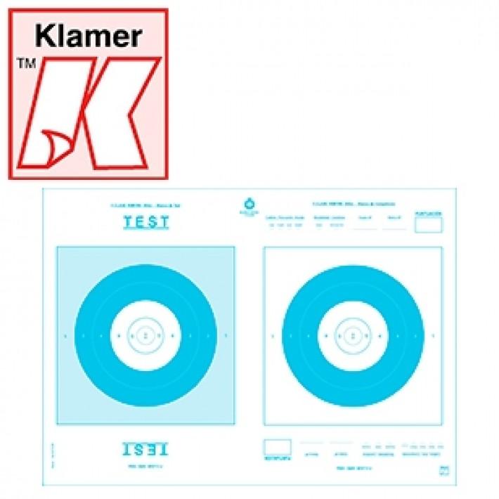 Blanco Klamer Mini F-Class 200 m - 100 unidades