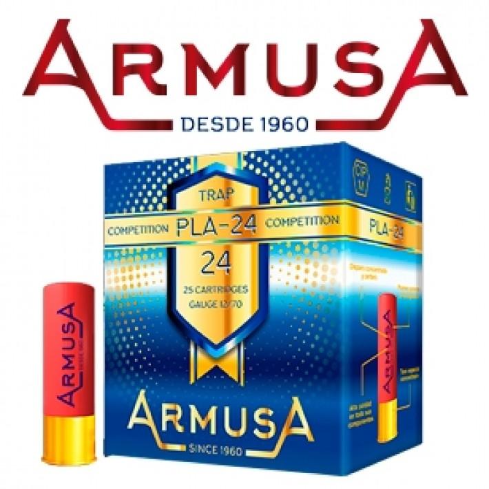 Cartuchos Armusa PLA-24 24 gramos