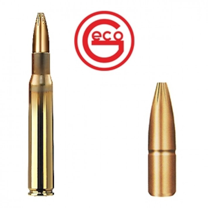 Cartuchos Geco Plus .30-06 Springfield 170 grains Plus
