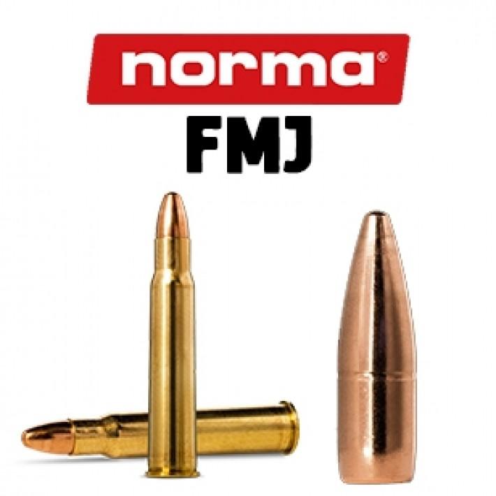 Cartuchos Norma 8x57 JRS Mauser 123 grains FMJ